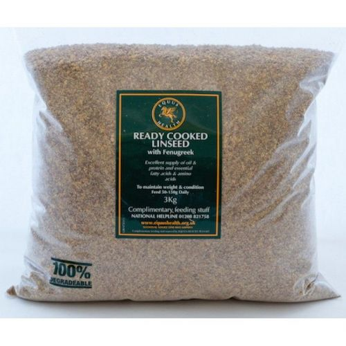 Equus Health - Linseed & fenugreek - 3kg